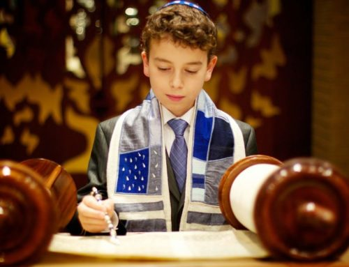 Congregation B'Nai Jehudah Welcomes Goldstein Bar Mitzvah!